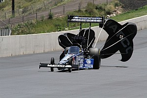 NHRA Race report Brown beat DSR teammate for fifth title of the year at Texas