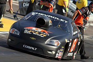 NHRA Race report Enders notches another final round appearance in Dallas