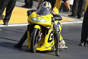 NHRA Preview PSM rider Stoffer looks for final-round showing at St. Louis
