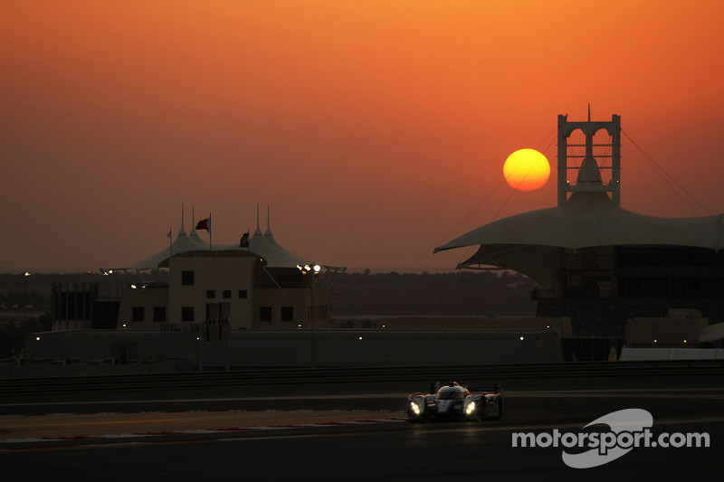 Second-row start for Toyota Racing in Bahrain