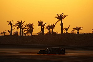 WEC Race report Great race for Lotus at the 6 Hours of Bahrain