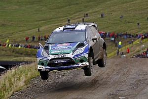 Ford keen to carry momentum into France asphalt adventure