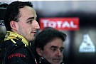 Kubica eyes 'track' testing as next step back to F1