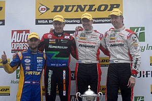 BTCC Preview Title race reaches critical point with penultimate round at Silverstone
