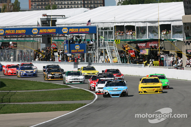 Octane Management and NASCAR close the door for Montreal event