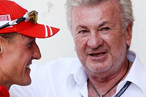 Formula 1 Breaking news Weber criticises Merc over Schu retirement