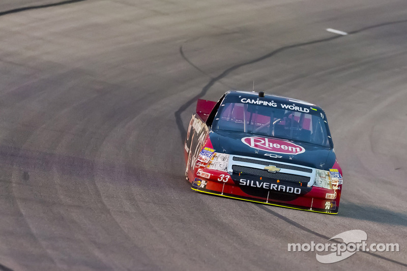 Gale claims top-ten finish at Talladega
