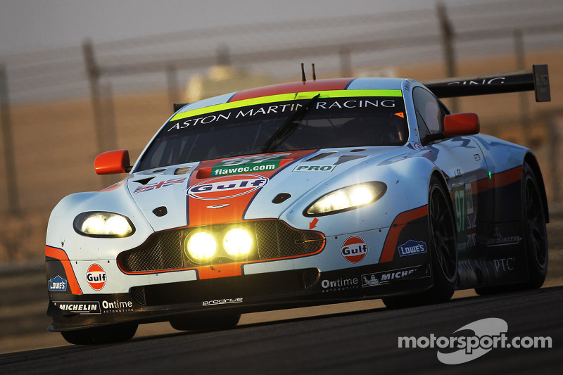Aston Martin aims for maiden WEC win in Fuji