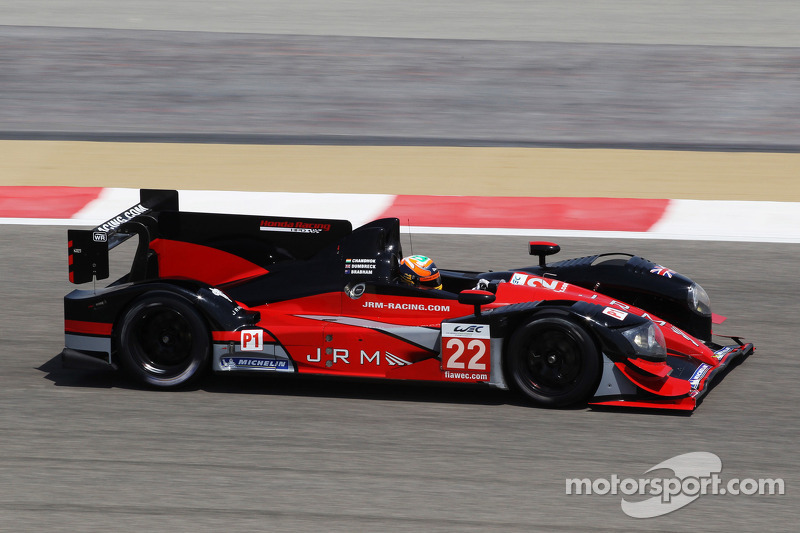 JRM Racing continues its championship challenge at Fuji Speedway