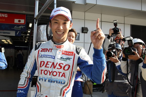 Nakajima hands Toyota pole for the Six Hours of Fuji