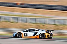 McLaren strong in Blancpain Series practice at Navarra