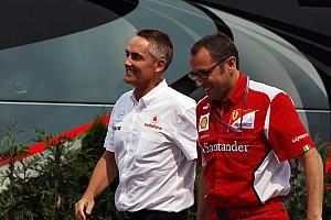McLaren 'pressure' better for Perez - Domenicali