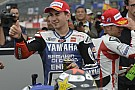 Lorenzo scores second for Yamaha in Motegi