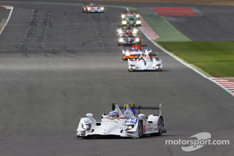 Florida-based Starworks clinched the 2012 P2 teams FIA WEC title in Japan