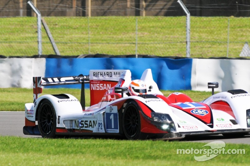 Nissan takes on Petit Le Mans at Road Atlanta