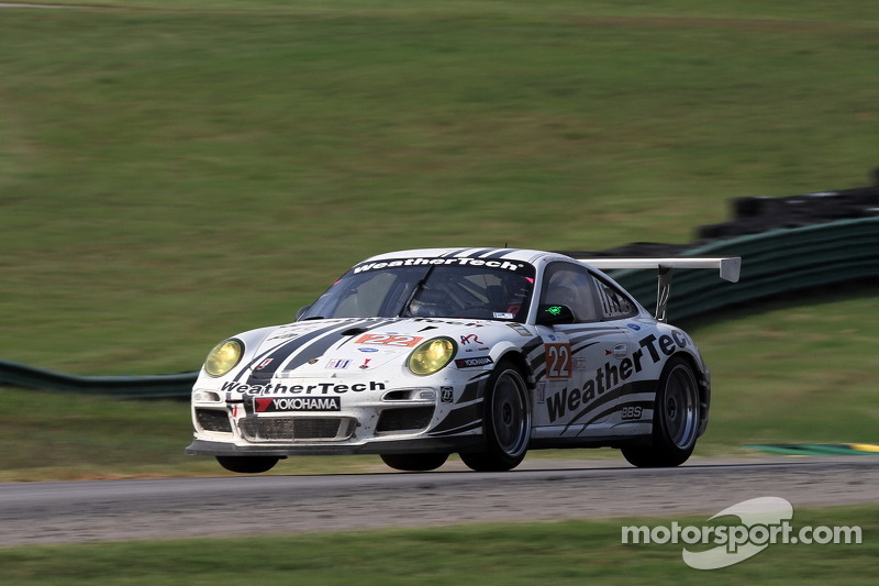 Alex Job Racing's MacNeil, Keen and Von Moltke ready for Petit le Mans