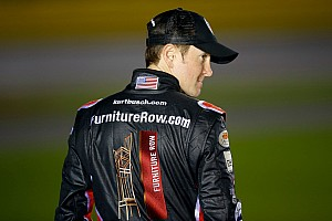 Full speed ahead for Kurt Busch and Furniture Row heading to Kansas