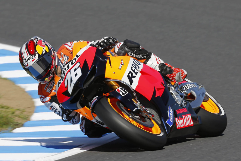 Pedrosa the man to beat as Repsol Honda heads to Malaysia