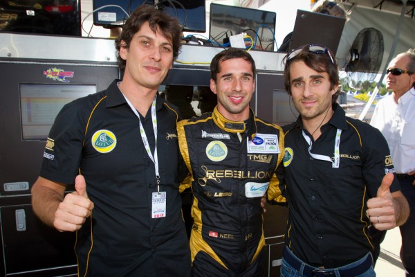 Neel Jani lands Petit Le Mans pole for Rebellion Racing