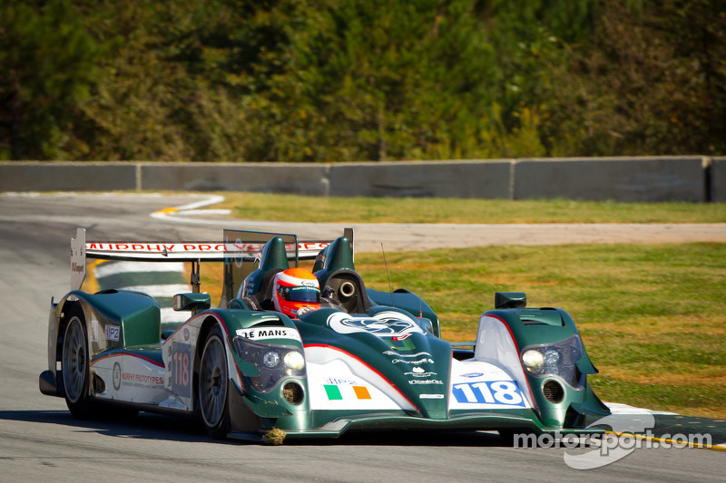 Hartley, Murphy Prototypes qualify fourth in P2 at Road Atlanta