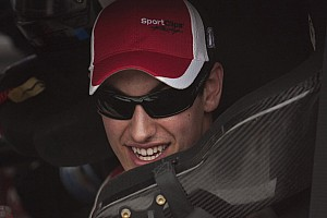 Logano overcomes bad luck, earns third-place finish at Kansas