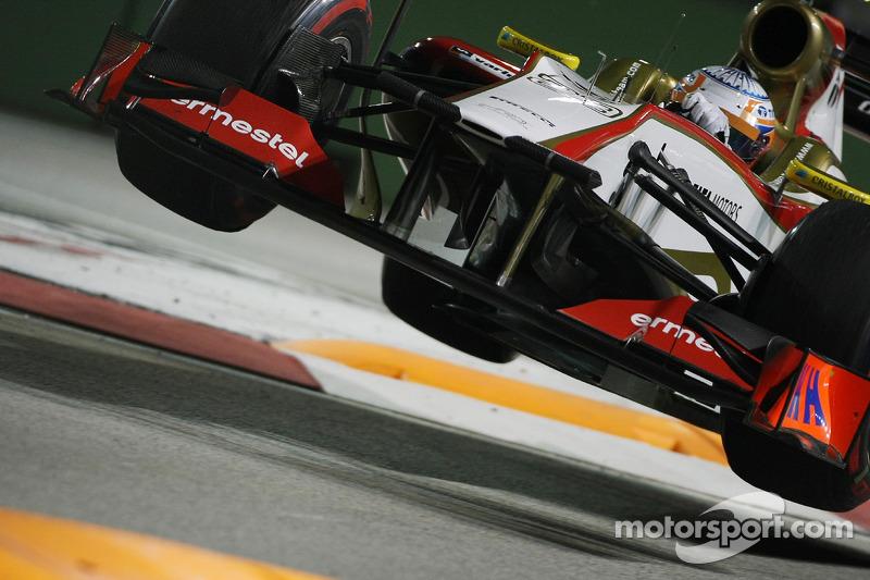 Karthikeyan denies considering Indycar switch