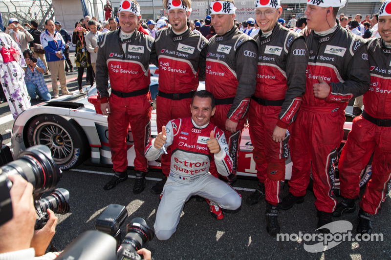 Tréluyer targets victory for Audi in 6 Hours of Shanghai