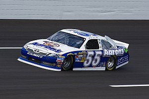 NASCAR Sprint Cup Breaking news Martin, Vickers and Waltrip to share MWR No. 55 driving duties in 2013