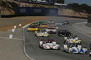 ALMS Breaking news Four-hour Laguna Seca round now confirmed for May 11