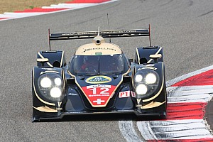 WEC Qualifying report Third and fourth rows on the starting grid of the 6 Hours of Shanghai for Rebellion Racing