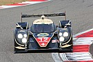 Third and fourth rows on the starting grid of the 6 Hours of Shanghai for Rebellion Racing