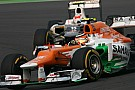 Sahara Force India secured four important points on home ground