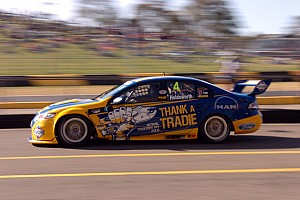 V8 Supercars Preview IRWIN Racing make the long haul to Abu Dhabi