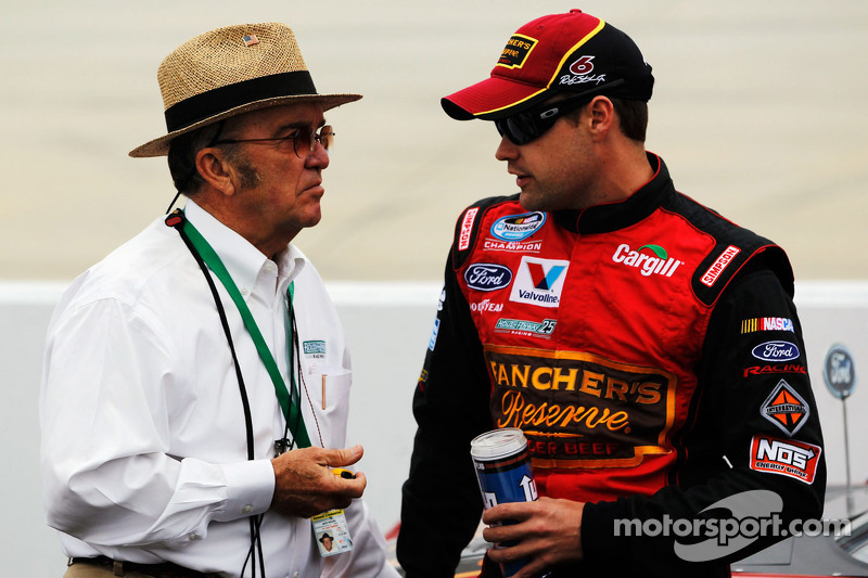 Jack Roush takes a critical look at 2012 season