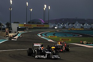 Gillan reflects on Williams points haul at Abu Dhabi