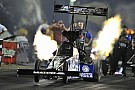 Anton Brown claims his first Top Fuel championship at Pomona Finale