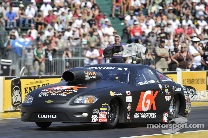 Enders finishes fourth in Pro Stock standings after Pomona Finale