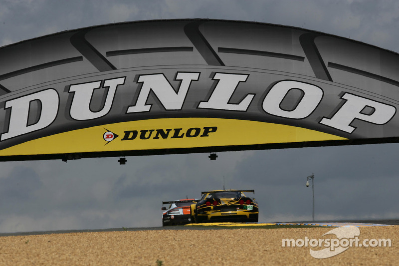 Dunlop pulls out of ALMS for 2013 to focus on Europe