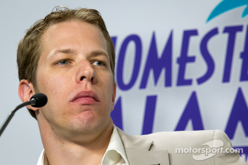 Keselowski focused on winning first Cup championship in Homestead
