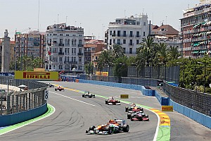 Formula 1 Breaking news No 'Ferrari World' in Valencia