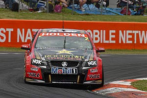 V8 Supercars Preview Percat expects intense battle at Winton this weekend