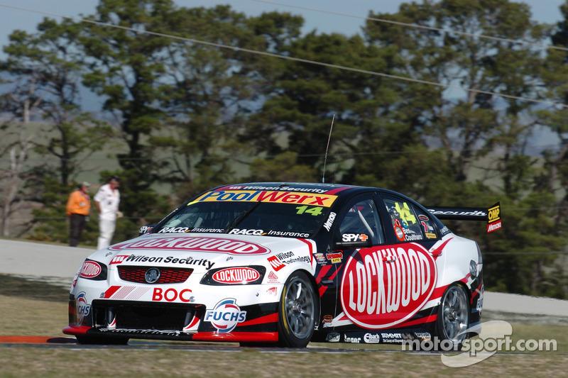 Rising heat in Winton hinders Lockwood Racing