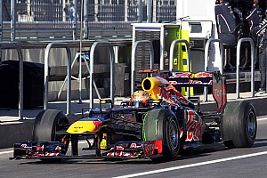 Formula 1 Practice report Red Bull pleased with first day practices at Circuit of The Americas