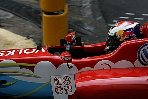 Portuguese rule for Felix da Costa in Macau Grand Prix
