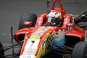 British teams dominate Formula 3 Macau Grand Prix