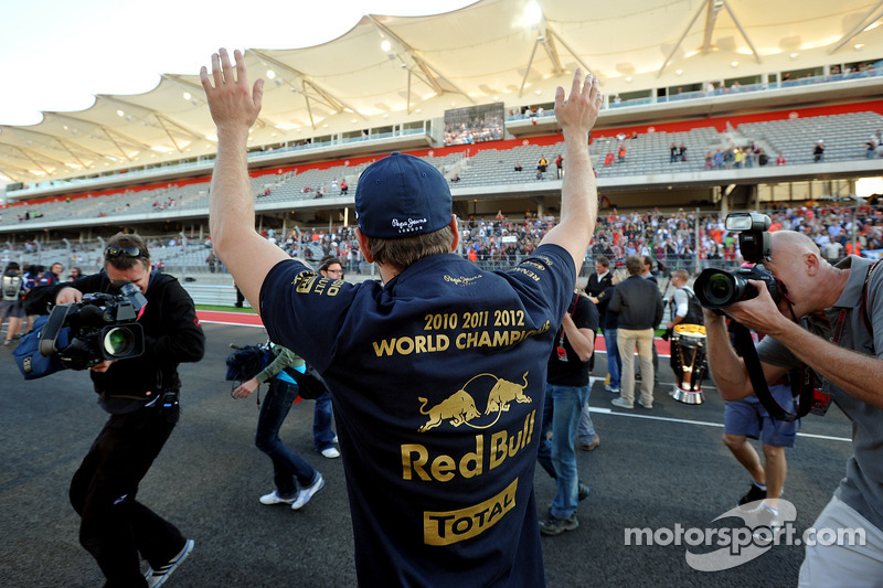 Renault powers Red Bull Racing to third consecutive Constructors' Championship title