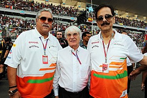 Formula 1 Breaking news Mallya to pump $80m extra into Force India