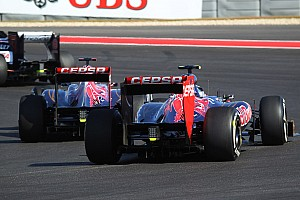Formula 1 Qualifying report Ricciardo 16th,  Vergne 17th in qualifying battle at Interlagos