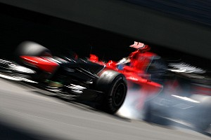 Formula 1 Qualifying report Qualifying results at Interlagos are in line with Marussia expectations