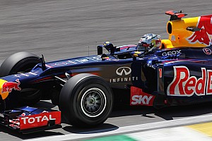 Formula 1 Breaking news Infiniti to become title partner of Red Bull Racing from 2013